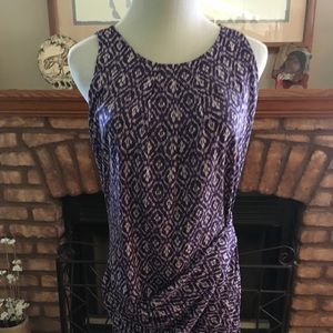 Michael Kors Sleeveless Dress.